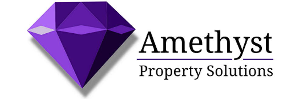 Amethyst Property Solutions logo - Large