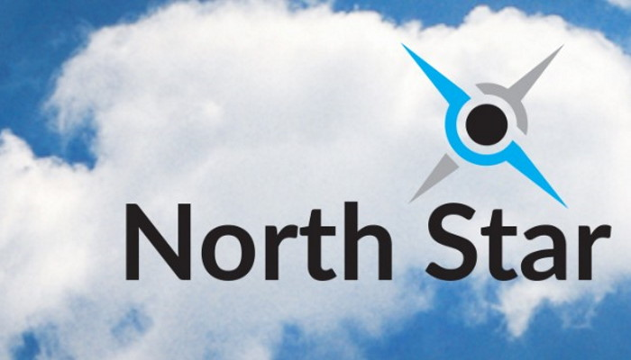 Logo for North Star Projects - Project Management