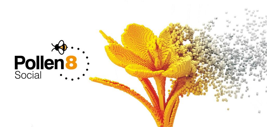 Pollen8 Business card